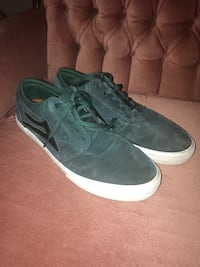Forest Green Lakai Skate Shoes [10.5]