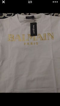 Brand new Balmain shirt  52 mi