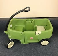 STEP 2 DOUBLE SEATER WAGON Detroit, 48202