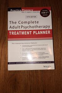 The Complete Adults Psychotherapy Treatment Planner Lorton, 22079