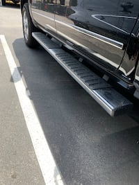Chrome tubular steps Austin, 78759