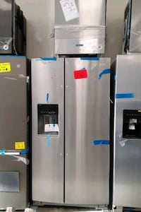 New stainless steel whirlpool refrigerator  Bowie, 20715
