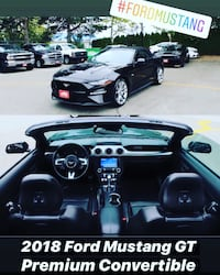 2018 Ford Mustang Surrey, V3W 5A7
