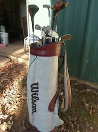blue and black golf bag Atlanta, 30318