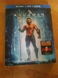 Aquaman Blu Ray Dvd London, N6J 3H4