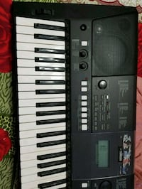 black and white electronic keyboard Queens, 11693