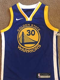 New Kids Authentic NIKE Steph Curry Jersey Stockton, 95219