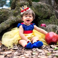 New Snow White Romper  Moreno Valley, 92555