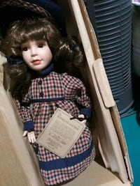 Yesterdays Child...The Doll Collection Alison by the Boyds Collection. Portland, 97220