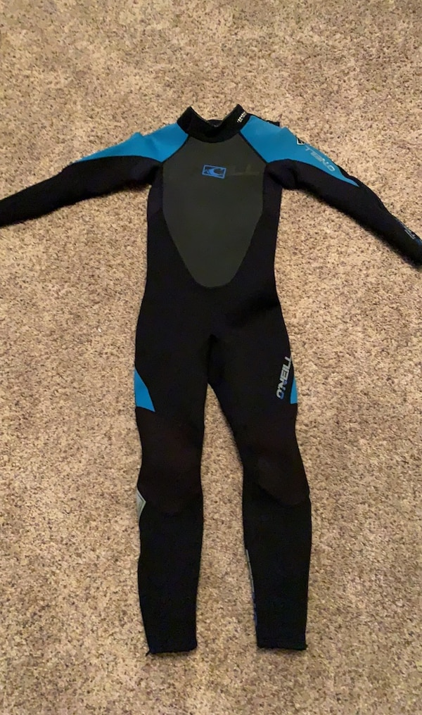 Youth size 10 O'Neil wetsuit