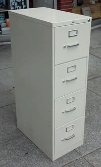 "# [TL_HIDDEN]  Hon 25"" Deep 4 Drawer File Cabinet Oakland, 94610"