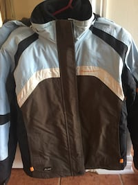 Brown-and-white Jacket \ Vaughan, L4L 3L5