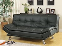 1 month old faux leather sleeper sofa District of Columbia