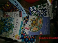 Adult coloring books $1 Parkersburg, 26101
