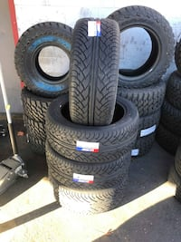 305/40R22 SET OF 4 TIRES ON SALE WE CARRY ALL MAJOR BRAND AND SIZE WE FINANCE NO CREDIT NEEDED  2387 mi