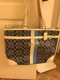 Large coach tote bag 42 km