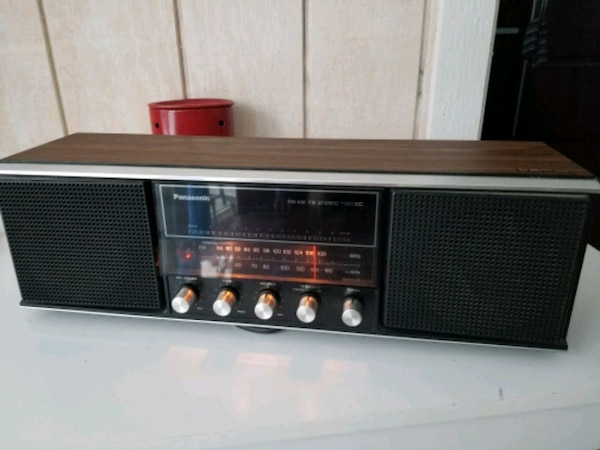 Panasonic AM-FM Vintage Stereo Model RE- 7345