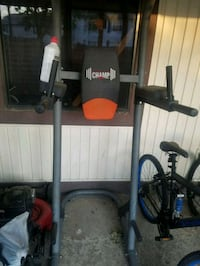 Ab and pullup bar make an offer  Virginia Beach, 23456