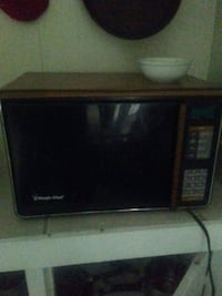 black and gray microwave oven Louisville, 40208
