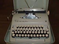 Vintage tower presidential  typewriter with case Homosassa, 34448