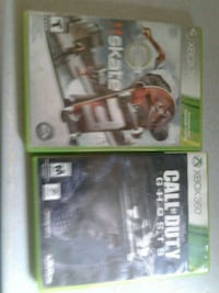 Cod ghosts and skate 3 Dutch Brook, B1L 1E9
