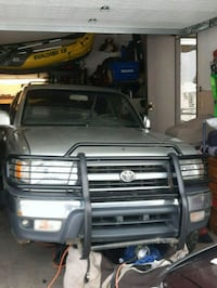 2000 Toyota 4Runner SR5 4X4 4AT Edmonton