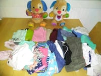 Girls clothes and toys Deltona, 32725
