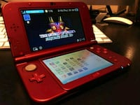 red and black Nintendo 3DS Compton, 90220