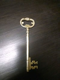 "8"" Skeleton Key Oklahoma City, 73109"