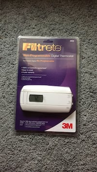 Filtrate Digital Thermostat ( never used before brand new ) Waldorf, 20602