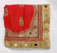 red, brown, and green floral textile Mira Bhayandar, 400068