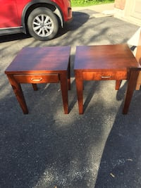 Matching End Tables  Mississauga, L5N 0C5