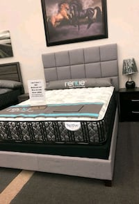 Queen bed frame $39 DOWN  Las Vegas, 89109