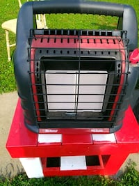 black and red space heater Middletown, 45042