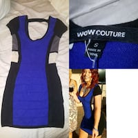 Body contour dress, only worn once Vancouver, 98661