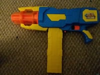 Nerf gun can hold 20 bullets toy Germantown, 20876