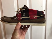 Sperry samples size 9  3733 km