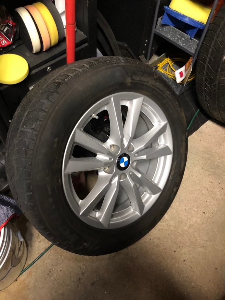 Photo Oem BMW X5 rims
