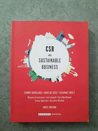 Csr and sustainable business Stockholm, 129 46