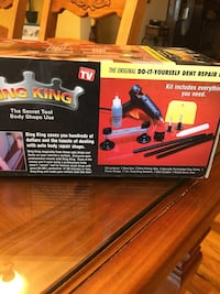 Ding King Do it yourself Dent repair kit Leicester, 28748
