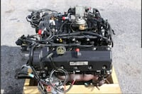 4.6L SOHC Modular V8 with 5 speed TR-3650  Los Angeles, 90059