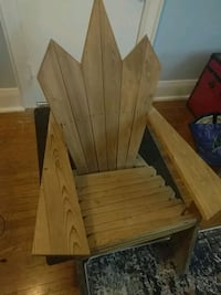 Custom made cedar Muskoka chair Hamilton, L8P 3L9