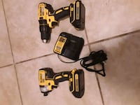 Dewalt brushless 20V drill and impact combo w/ bag Camas, 98607