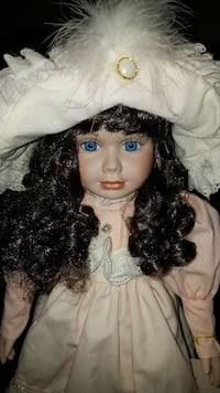 G and G Wolff MIB Porcelain Doll Myrtle Beach, 29579