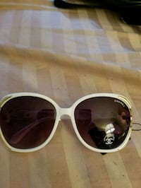 white framed black lens sunglasses Providence, 02907