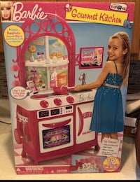 Barbie Life Size Gourmet Kitchen Bowie, 20720