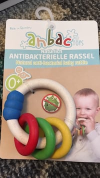 Anbac toys rattle toy.