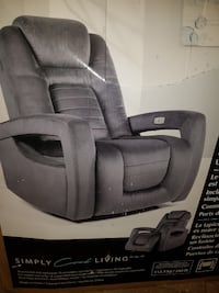 Power/Electric Chair Recliner with USB Charging port Brampton