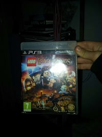The lord of the rings ps 3 Skien, 3746