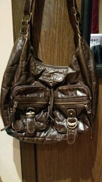 Brown Leather Purse Edmonton, T5C 1N4